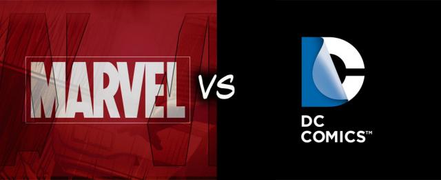 Marvel kontra DC – historia rywalizacji