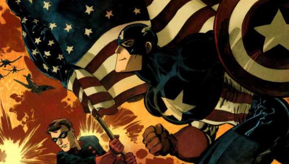 """Marvel dokończy historię z """"Captain America: White"""""""