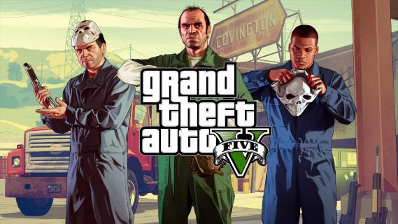 """""""Grand Theft Auto V"""" skąpane w śniegu i supermoce bohaterów. Zobacz modyfikacje graczy"""