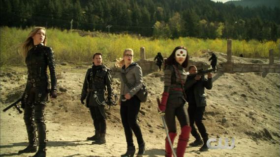 """""""Arrow"""": sezon 3, odcinek 22 – recenzja"""