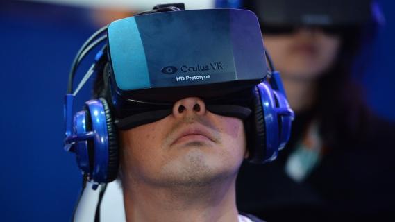 Oculus nie ukaże się w tym roku?