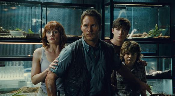 """[DVD/Blu-ray] """"Jurassic World"""": szczegóły wydania w Polsce"""