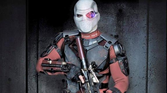 """""""Suicide Squad"""" – zobacz trening strzelecki Willa Smitha"""