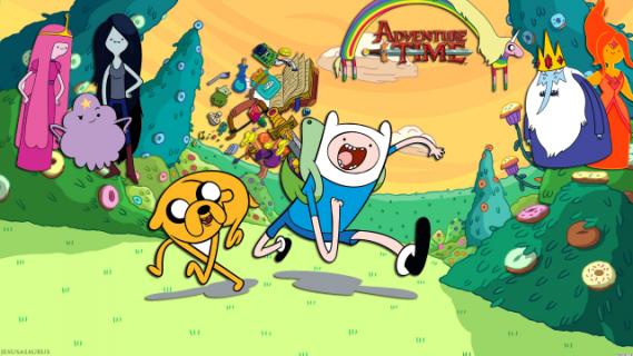 """""""Pora na przygodę!"""" – będzie 8. sezon. Seriale Cartoon Network przedłużone"""