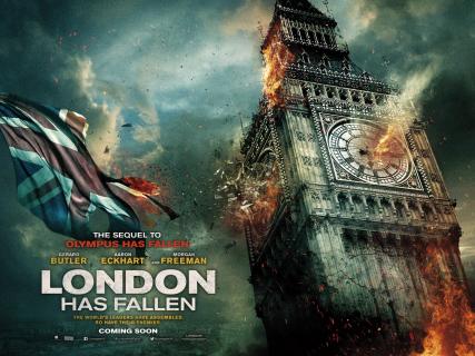 Nadchodzi Olimp w ogniu 2! Zwiastun London Has Fallen