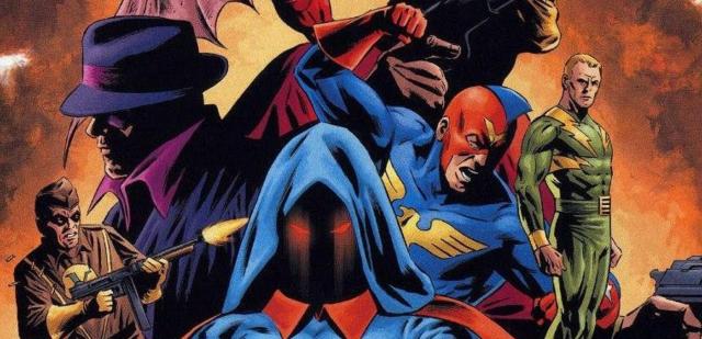 Marvel rejestruje znak towarowy Timely Comics