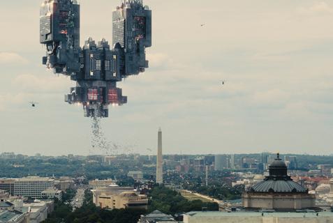 Piksele: Arkadowa apokalipsa – recenzja Blu-ray