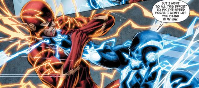 """""""The Flash"""" – 1. sezon rozgrywał się w alternatywnej linii czasowej"""
