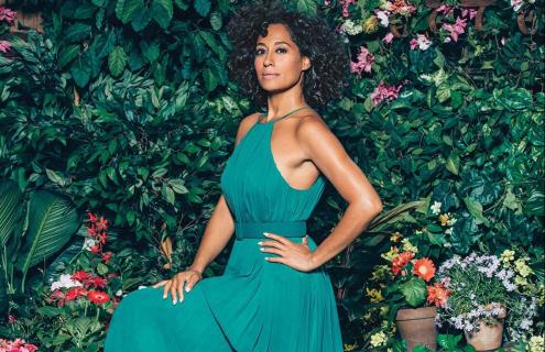 """Tracee Ellis Ross z serialu """"Black-ish"""" o rasizmie i seksizmie w Hollywood"""