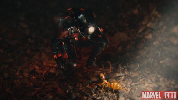 """Ant-Man"" – recenzja spoilerowa"