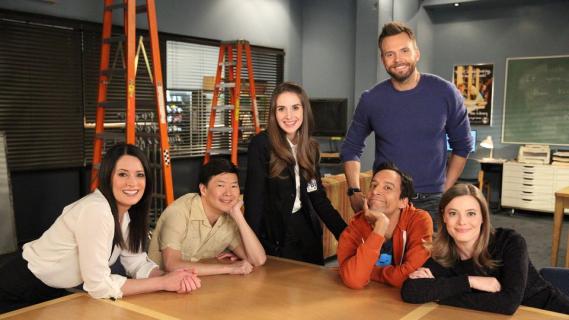 """""""Community"""": sezon 6, odcinek 13 (finał) – recenzja"""