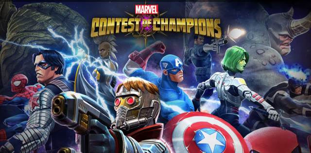 """Marvel tworzy komiks na podstawie gry """"Contest of Champions"""""""