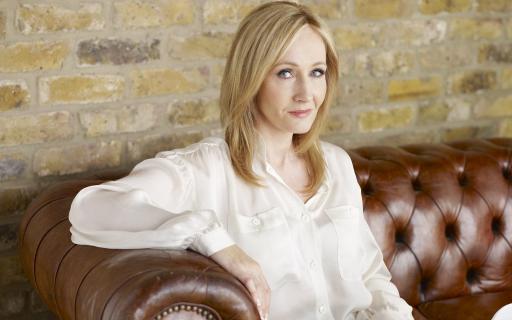 Pisarz tygodnia: Joanne Kathleen Rowling