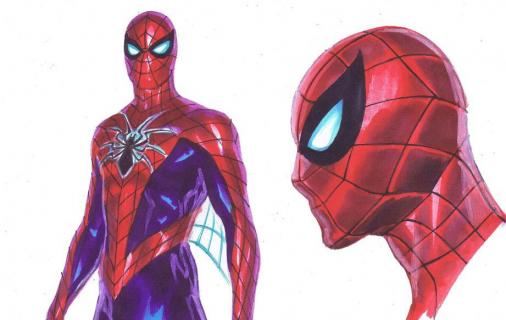 "Peter Parker niczym Iron Man i Batman w nowym ""The Amazing Spider-Man"""