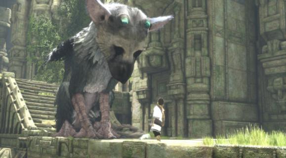The Last Guardian – 15 minut rozgrywki z Tokyo Game Show