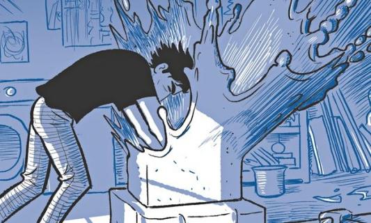 Stwórca – plansze z komiksu Scotta McClouda