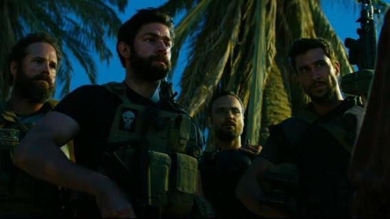 13 godzin: Tajna misja w Benghazi – recenzja Blu-ray