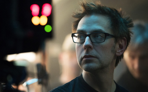 Reżyser James Gunn wystąpił w Pacific Rim: Rebelia. Ujawnił zdjęcie z usuniętej sceny