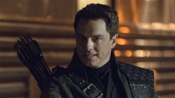 """John Barrowman o 4. sezonie """"Arrow"""""""