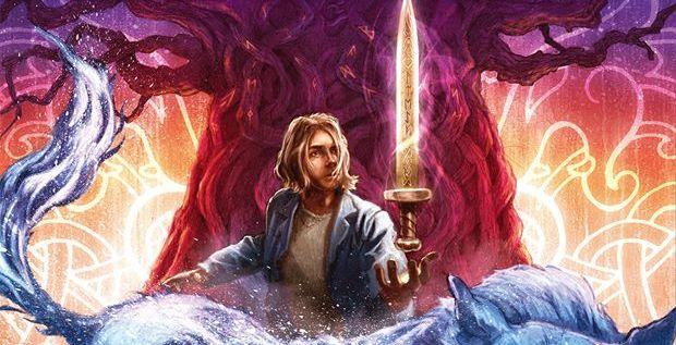 """Riordan i """"Miecz lata"""" – premiera nowego cyklu fantasy dla młodzieży"""