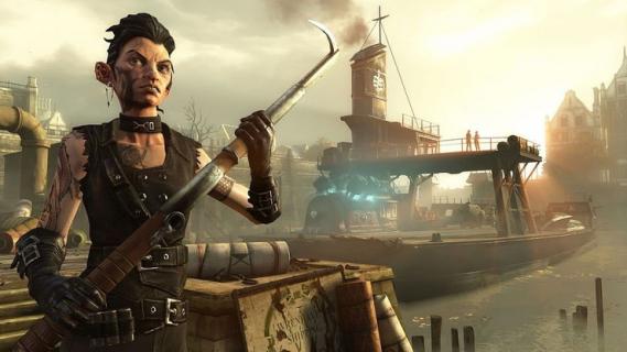 """""""Dishonored: Definitive Edition"""" dostępna za pół ceny"""
