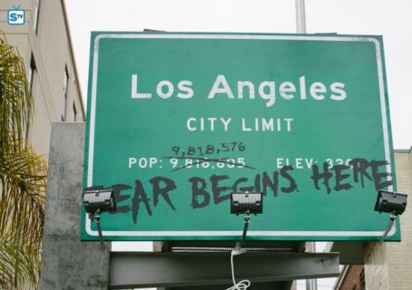 """Fear The Walking Dead"" – przerażająca wystawa (Comic-Con)"