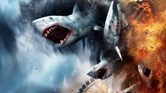 Rekinado 6 – oto teaser i oficjalny tytuł filmu