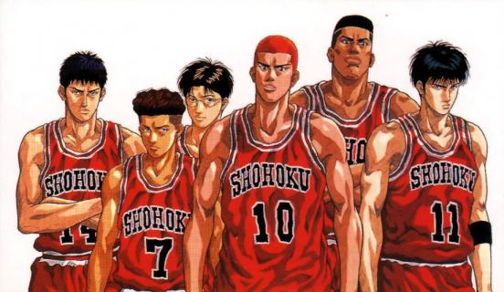 Seriale anime o koszykówce