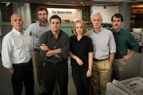 Spotlight: Film wart Oscara – recenzja DVD