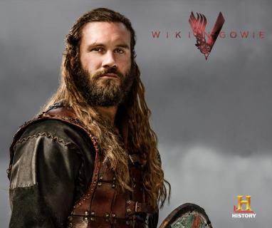 """""""Wikingowie"""": wygraj topór podpisany przez Rollo!"""