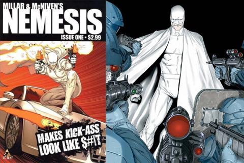 """Nemesis"" – Mark Millar przenosi adaptację komiksu do Warner Bros."