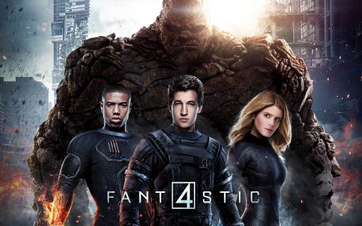 Fantastyczna Czwórka w filmach i serialach