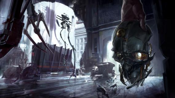 """""""Dishonored"""" – porównanie grafiki na obu generacjach – wideo"""