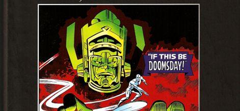 """""""Nadejście Galactusa"""" – nowy komiks w kolekcji Marvela"""