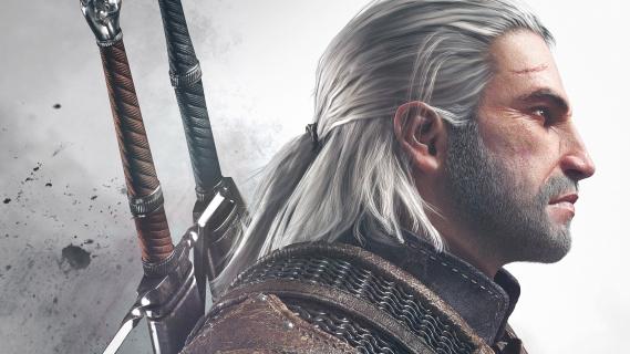 Tomasz Karolak jako wiedźmin Geralt z Rivii?