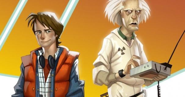 """""""Powrót do przyszłości"""" raz jeszcze. Będzie remaster gry!"""