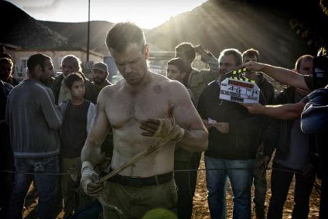 Zdjęcia z planu Bourne 5