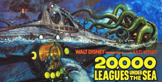 "Bryan Singer nakręci ""20 000 mil podmorskiej żeglugi"""
