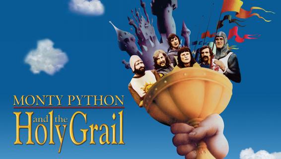 """[DVD/Blu-ray] Monty Python świętuje 40 lat """"Świętego Graala"""""""