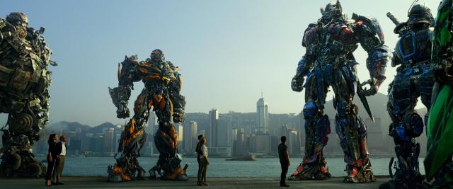 Kinowe Uniwersum Transformers – pierwsze oficjalne decyzje
