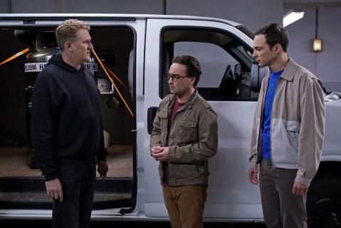 Teoria wielkiego podrywu: sezon 9, odcinek 6 – recenzja