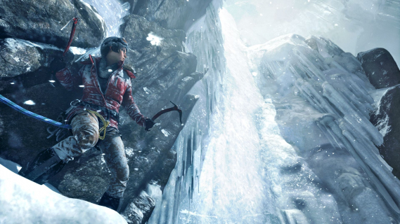 Rise of the Tomb Raider trafi w marcu do usługi Xbox Game Pass