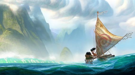 """""""Moana"""" – poznajcie nową bohaterkę Disneya"""