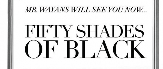 Fifty Shades of Black – zobacz zwiastun parodii popularnej serii