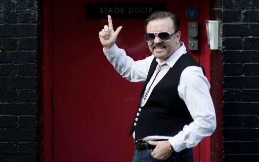 Ricky Gervais tworzy serial komediowy dla Netflixa. Oto pełna obsada