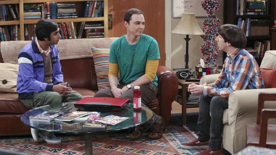 Teoria wielkiego podrywu: sezon 9, odcinek 8 – recenzja