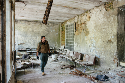 Czarnobyl – wstęp wzbroniony – recenzja