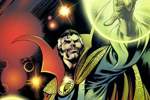 Doctor Strange: Del Toro i Gaiman chcieli zrobić film?