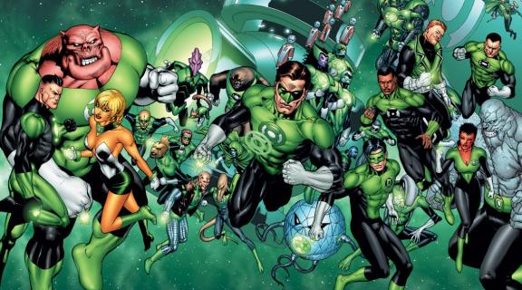 Znacie Green Lantern Corps z komiksów? Film zupełnie zmieni ich historię