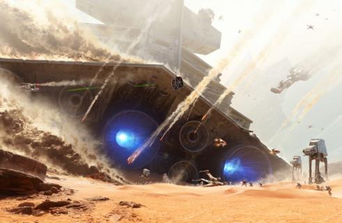 Star Wars: Battlefront: Jakku i moc uniwersum – recenzja PC